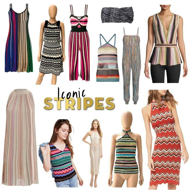 TREND EDIT: ICONIC MISSONI (AND MISSONI-INSPIRED) STRIPES-Style Therapy