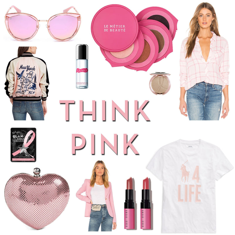 THINK PINK: SHOP FOR A CAUSE-Style Therapy