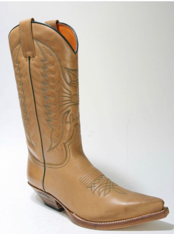SPECIAL PRODUCTION BOOTS LIGHT BROWN SIZE EU41