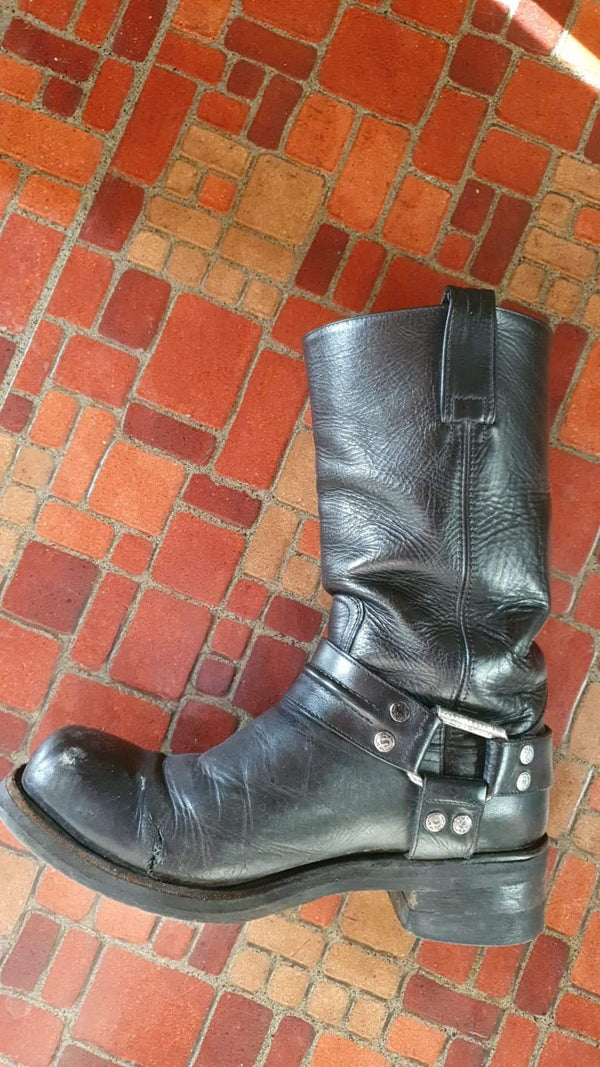 Custom boots 4553 Black size EU43