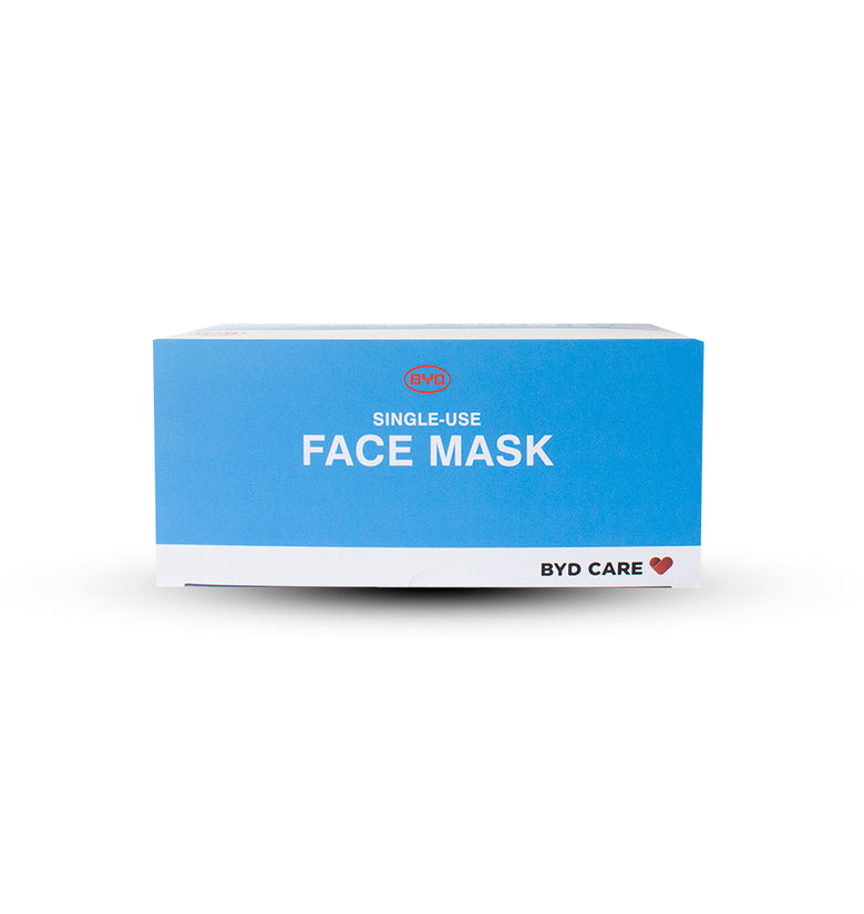 BYD Procedural Mask - 50 Masks