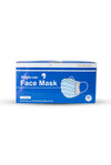 ALIKNA® Single Use Disposable Face Masks, 50 Count