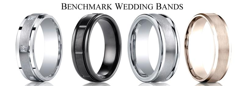Masculine Wedding Bands