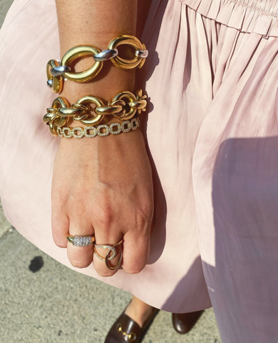 TRENDING: It's All About The Bold Gold