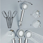 Best Double-sided Shower Head Water Saving Dual Function Online 2020