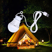 High Quality Power Bank Tent Outdoor Camping Lamp Portable Light 2020