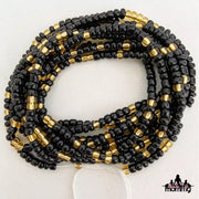 Black and Gold Mix