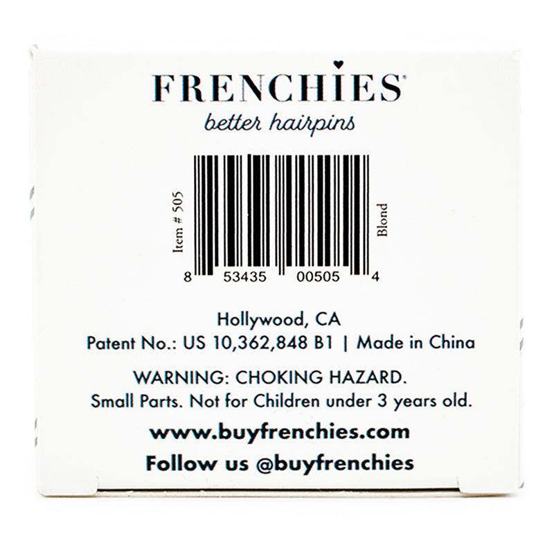 Frenchies Propack Blonde Small 2""