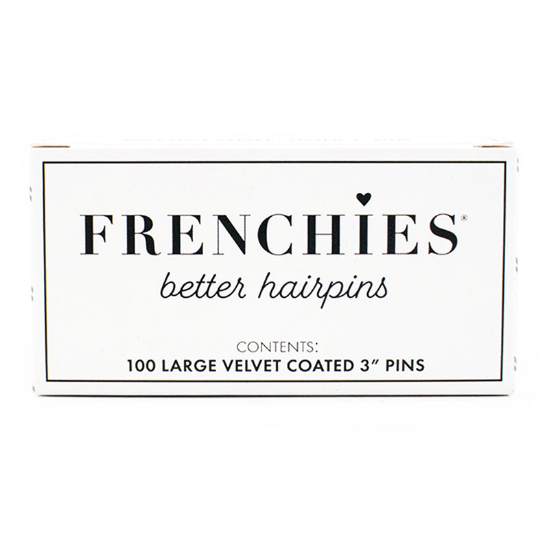 Frenchies Propack Black Large 3""