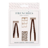 Frenchies with Charms Brown