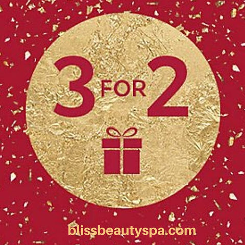 bliss beauty spa sale