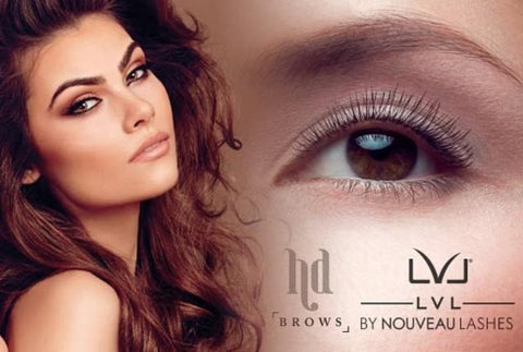 hd brows and lvl