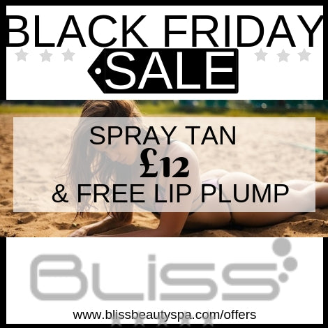 spray tan £12