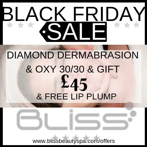 diamond dermabrasion and oxy facial