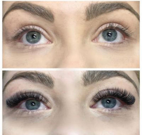 nouveau lashes at bliss