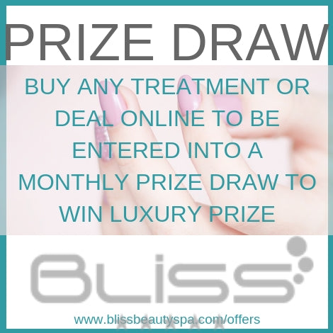 beauty spa prize draw