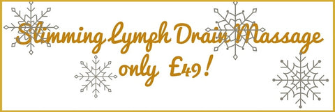slimming lymph drain massage