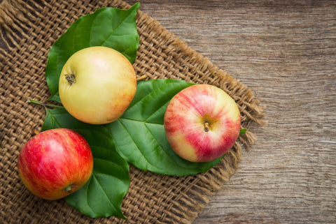 foods to boost your mood - apples