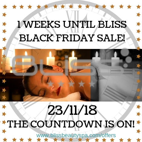 bliss black friday sale