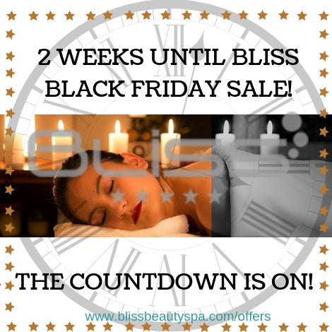 bliss beauty spa black friday sale