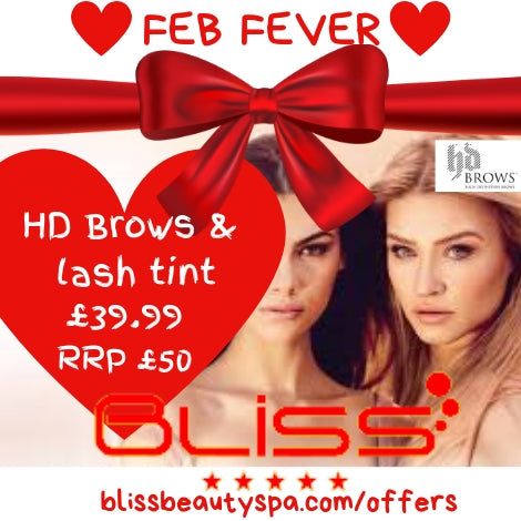 hd brows at bliss leeds
