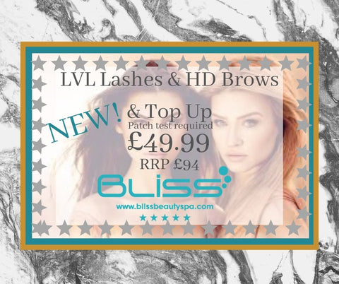 lvl lashes and hd brows leeds