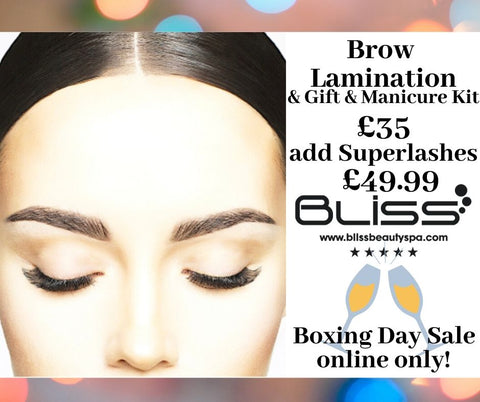 brow lamination leeds