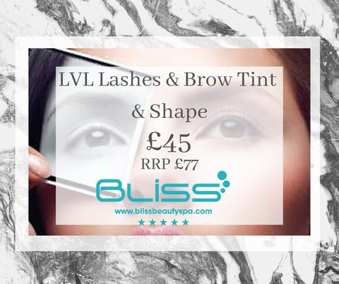 lvl lashes sale