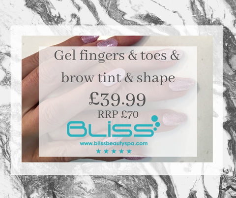 gel nails deal leeds