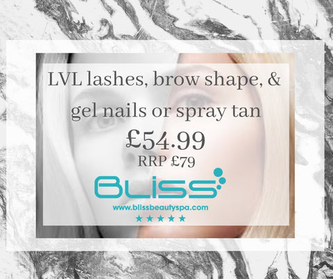 lvl lashes and gel nails beauty deals in leeds