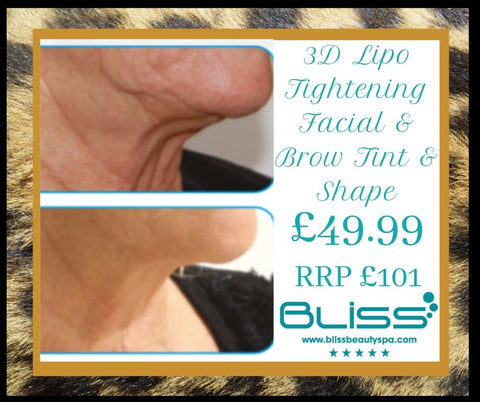 3d lipo tightening facial leeds