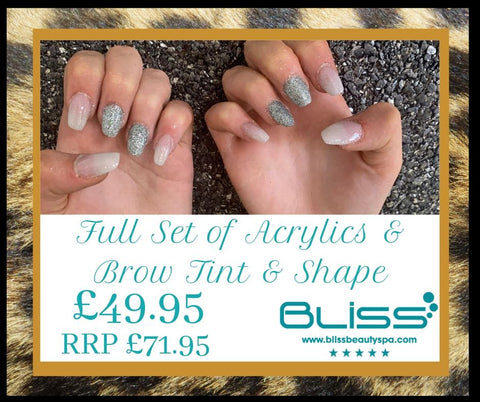 acrylic nails leeds