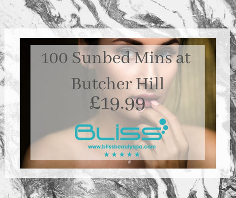 sunbed in leeds