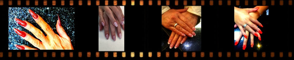 gel nails at bliss