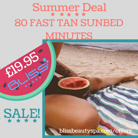 sunbed deal