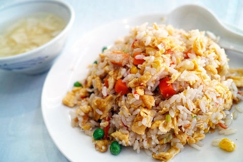 easy healthy fried rice