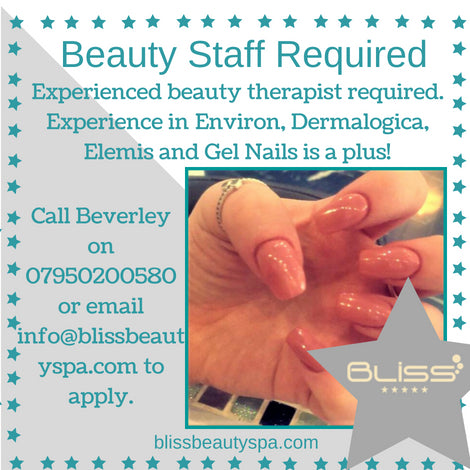 beauty staff required