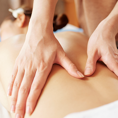 Relaxing or Deep Tissue Muscle Massage