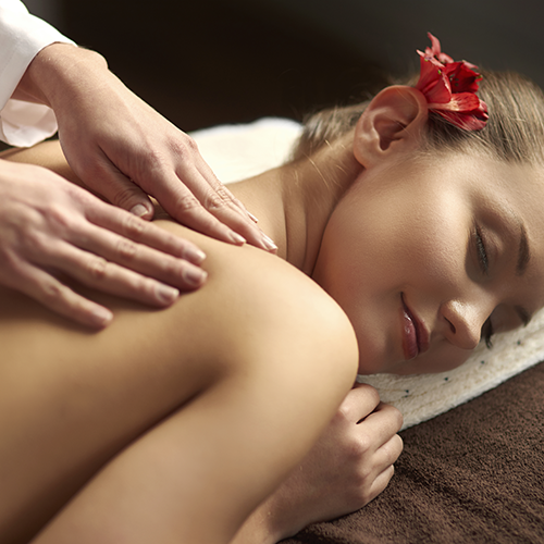 Customised Relaxing or Uplifting Aroma Massage