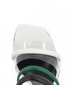 Malloni M19I99052 - White/Emerald/Black