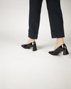 2 Baia Vista Wallaby - Black Patent