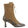 2 Baia Vista Wila - Brown Leather / Snake