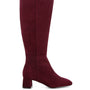 Zomp Windsor-Z - Wine Suede