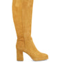 2 Baia Vista Winona - Light Tan Suede