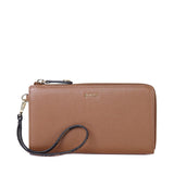 Inner Mix Monogram Zipper Wallet