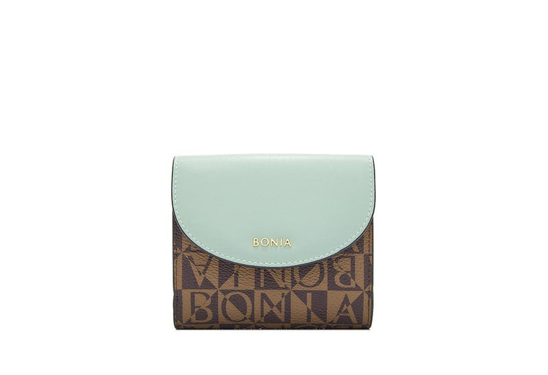 Claire Monogram Short Wallet I