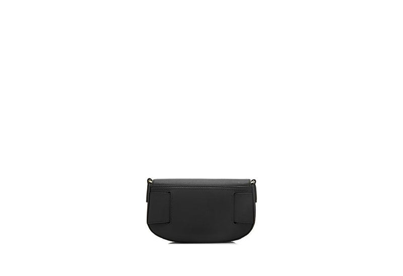 Miley Saddle Belted Bag S