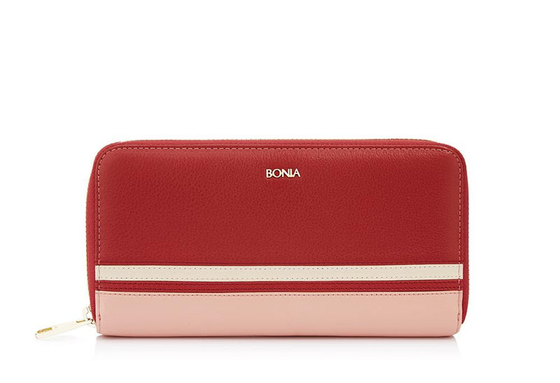 Purvis Long Zipper Wallet