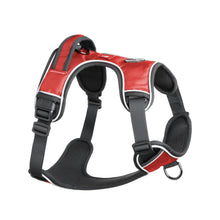 Load image into Gallery viewer, Mesa Dog Harness - Ruby Red