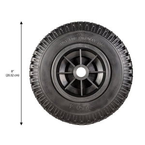 "Replacement All-Terrain Foam Tire - 8"" (20.32 cm)"
